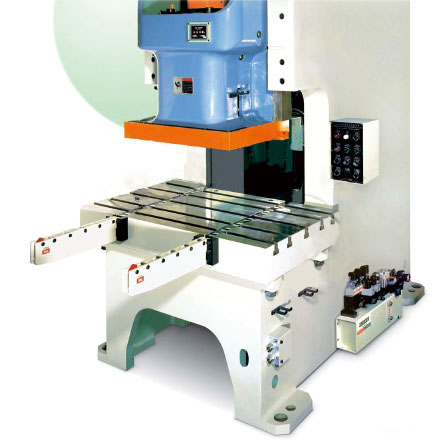 Electro-Permanent Magnetic Quick Die Change System for Press Machine